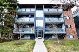 Main Photo: 101 720 1 Avenue NW in Calgary: Sunnyside Apartment for sale : MLS®# A1099072