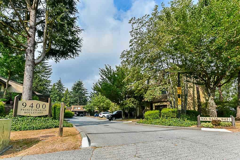"""Main Photo: 213 9466 PRINCE CHARLES Boulevard in Surrey: Queen Mary Park Surrey Townhouse for sale in """"prince charles estates"""" : MLS®# R2332849"""