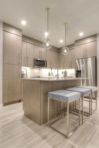 Photo 13: 417 383 Smith Street NW in Calgary: University District Apartment for sale : MLS®# A1145534