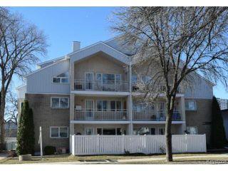 Photo 1: 5 270 Dollard Boulevard in Winnipeg: St Boniface Condominium for sale ()  : MLS®# 1508787