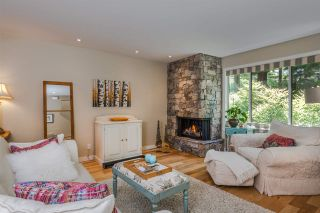 Photo 2: 1196 DEEP COVE Road in North Vancouver: Deep Cove Townhouse for sale : MLS®# R2279421