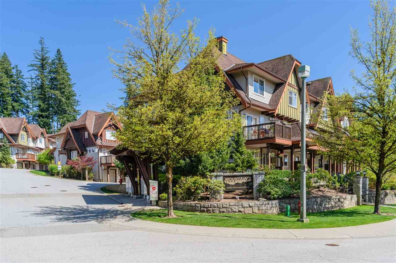Main Photo: 9 2000 PANORAMA Drive in Port Moody: Heritage Woods PM Townhouse for sale : MLS®# R2569828