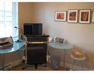 """Photo 8: 906 W 13TH Avenue in Vancouver: Fairview VW Townhouse for sale in """"THE BROWNSTONE"""" (Vancouver West)  : MLS®# V812417"""