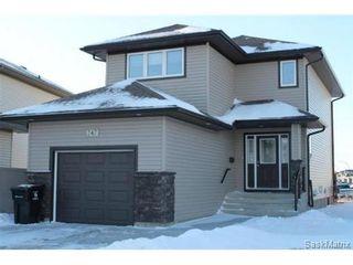 Photo 1: 247 Korol Crescent in Saskatoon: Hampton Village Single Family Dwelling for sale (Saskatoon Area 05)  : MLS®# 488573