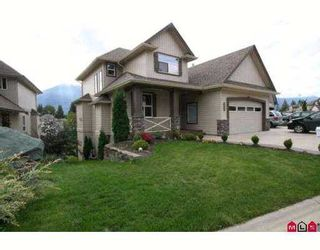 """Photo 1: 46028 SHERWOOD Drive in Sardis: Promontory House for sale in """"SHERWOOD ESTATES"""" : MLS®# H2703844"""