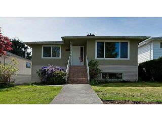 Main Photo: 2536 E 29th Avenue in Vancouver: Collingwood VE House  (Vancouver East)  : MLS®# V1004313