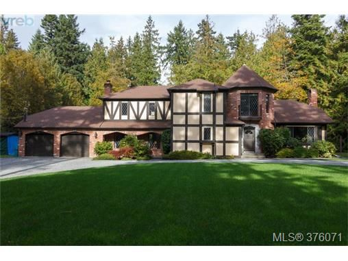 Main Photo: 686 Cromarty Ave in NORTH SAANICH: NS Ardmore House for sale (North Saanich)  : MLS®# 754969