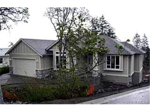 Main Photo: 1213 Knockan Dr in : SW Strawberry Vale Land for sale (Saanich West)  : MLS®# 308101