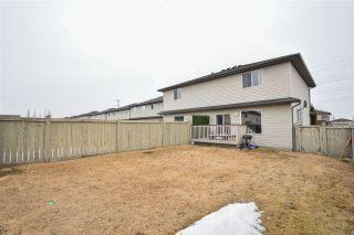 Photo 25: 2804 30 Street in Edmonton: Zone 30 House Half Duplex for sale : MLS®# E4242048