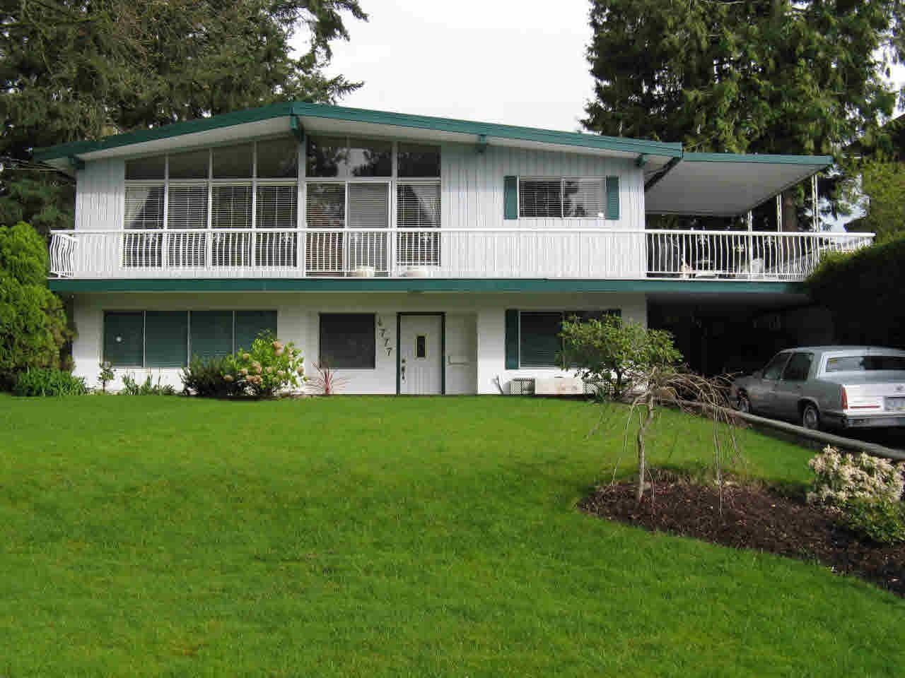 Main Photo: 4777 NEVILLE STREET in : South Slope House for sale : MLS®# V818996