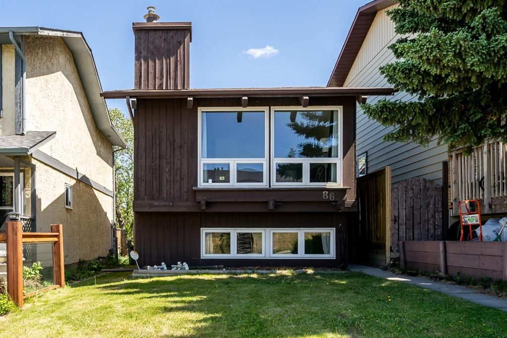 Main Photo: 86 Beaconsfield Crescent NW in Calgary: Beddington Heights Detached for sale : MLS®# A1115869