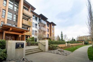 Photo 2: 201 220 SALTER Street in New Westminster: Queensborough Condo for sale : MLS®# R2557447