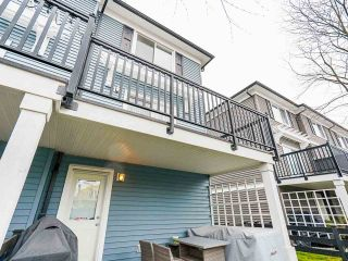 """Photo 33: 30 19572 FRASER Way in Pitt Meadows: South Meadows Townhouse for sale in """"COHO II"""" : MLS®# R2540843"""
