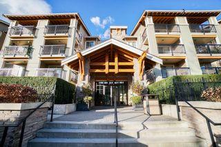 """Photo 1: 204 21009 56 Avenue in Langley: Salmon River Condo for sale in """"CORNERSTONE"""" : MLS®# R2343455"""