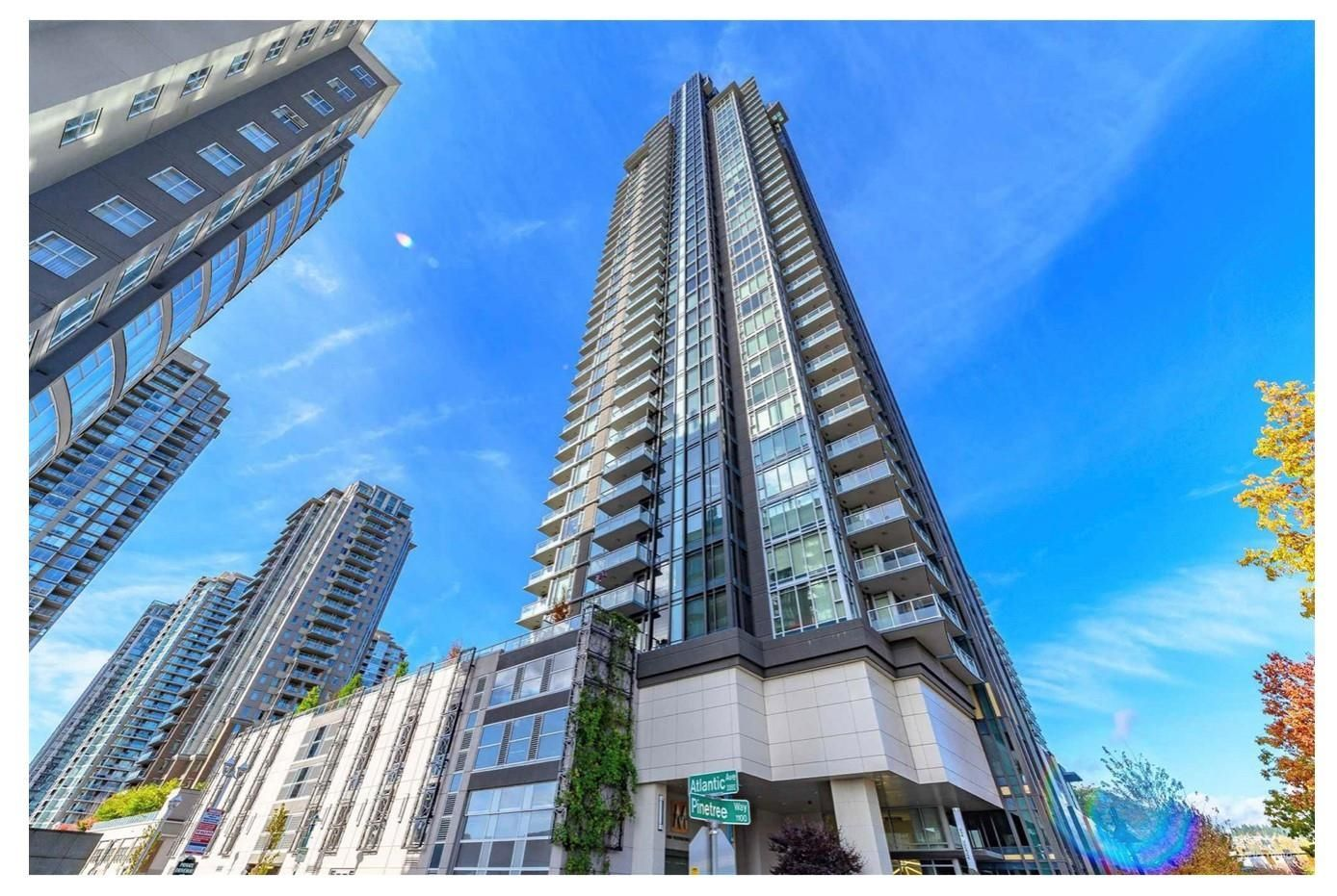 Main Photo: 2008 1188 PINETREE Way in Coquitlam: North Coquitlam Condo for sale : MLS®# R2622947
