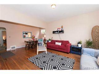 Photo 12: 2440 Quadra St in VICTORIA: Vi Central Park Quadruplex for sale (Victoria)  : MLS®# 735330
