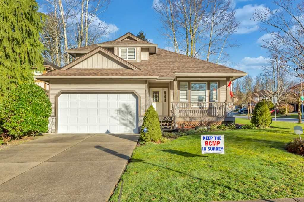 """Main Photo: 17997 68 Avenue in Surrey: Cloverdale BC House for sale in """"CLOVERWOODS"""" (Cloverdale)  : MLS®# R2535261"""