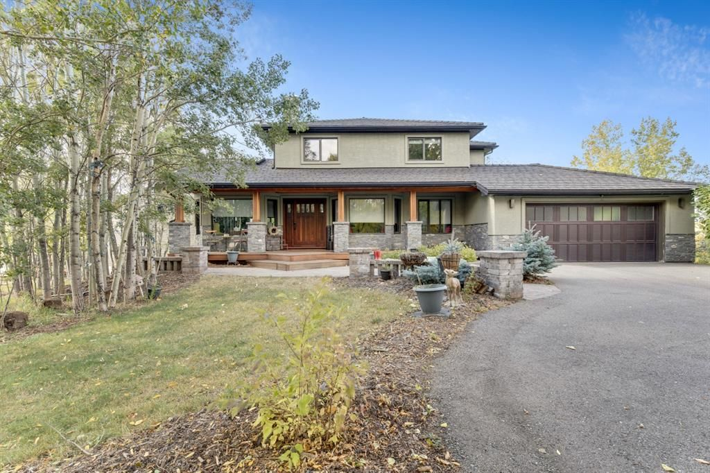 Main Photo: 80111 Highwood Meadows Drive E: Rural Foothills County Detached for sale : MLS®# A1036332
