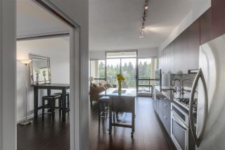 """Photo 9: 702 121 BREW Street in Port Moody: Port Moody Centre Condo for sale in """"Room"""" : MLS®# R2278279"""
