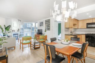 Photo 10: 604 1425 W 6TH AVENUE in Vancouver: False Creek Condo for sale (Vancouver West)  : MLS®# R2447311