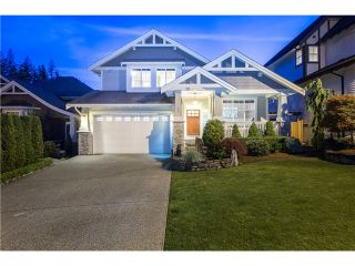 """Photo 1: 15 MAPLE Drive in Port Moody: Heritage Woods PM House for sale in """"AUGUST VIEWS"""" : MLS®# V1072130"""