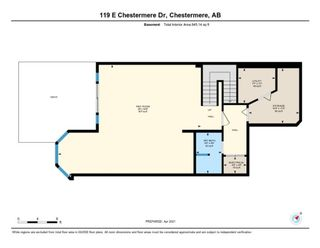 Photo 47: 119 East Chestermere Drive: Chestermere Semi Detached for sale : MLS®# A1082809