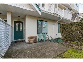 "Photo 2: 49 4933 FISHER Drive in Richmond: West Cambie Townhouse for sale in ""FISHER GARDENS"" : MLS®# V1106882"