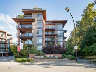 "Photo 22: 429 723 W 3RD Street in North Vancouver: Harbourside Condo for sale in ""The Shore"" : MLS®# R2491659"