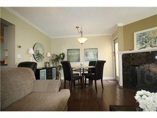 Photo 3: 5 1195 FALCON Drive in Coquitlam: Eagle Ridge CQ Townhouse for sale : MLS®# V1025888