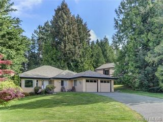 Photo 1: 1638 Mayneview Terr in NORTH SAANICH: NS Dean Park House for sale (North Saanich)  : MLS®# 704978