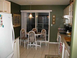 """Photo 5: 19 2538 PITT RIVER Road in Port Coquitlam: Mary Hill Townhouse for sale in """"RIVERCOURT"""" : MLS®# V1100563"""