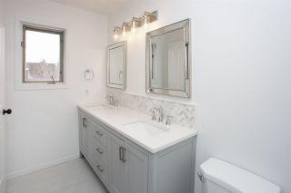 Photo 23: 11142 132 Street in Edmonton: Zone 07 House Half Duplex for sale : MLS®# E4235150