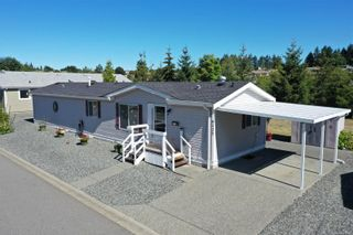 Photo 1: 86 6127 Denver Way in : Na Pleasant Valley Manufactured Home for sale (Nanaimo)  : MLS®# 854729