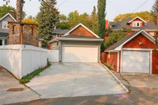 Photo 38: 13107 CHURCHILL Crescent in Edmonton: Zone 11 House for sale : MLS®# E4225061