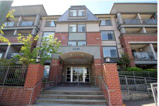 "Photo 1: 415 2330 WILSON Avenue in Port Coquitlam: Central Pt Coquitlam Condo for sale in ""SHAUGHNESSY WEST"" : MLS®# R2378491"