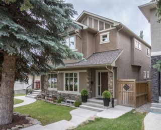 Main Photo: 4827 21 Ave NW in Calgary: Montgomery Semi Detached for sale : MLS®# A1127874