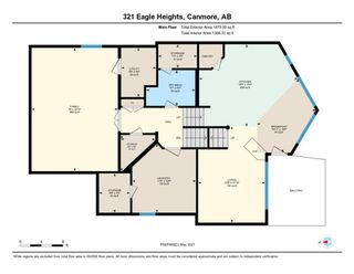 Photo 39: 321 Eagle Heights: Canmore Detached for sale : MLS®# A1113119