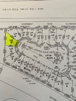 Photo 3: 81 15065 TWP RD 470: Rural Wetaskiwin County Rural Land/Vacant Lot for sale : MLS®# E4240270