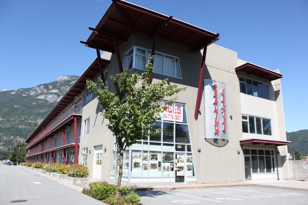 Main Photo: Industrial - Commercial space Squamish