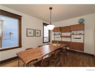 Photo 6: 595 Sherburn Street in Winnipeg: West End / Wolseley Residential for sale (West Winnipeg)  : MLS®# 1610978