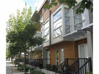 """Photo 1: 21 628 W 6TH Avenue in Vancouver: Fairview VW Townhouse for sale in """"Stella Del Fiordo"""" (Vancouver West)  : MLS®# V1136128"""