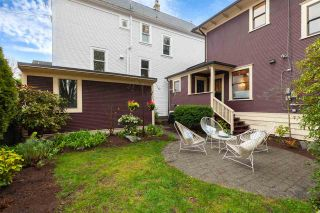 Photo 35: 750 PRINCESS AVENUE in Vancouver: Strathcona House for sale (Vancouver East)  : MLS®# R2564204