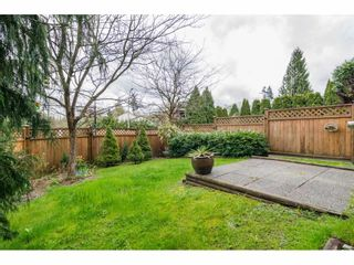 Photo 20: 1 22980 ABERNETHY Lane in Maple Ridge: East Central Townhouse for sale : MLS®# R2156977