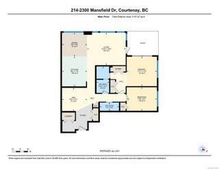 Photo 11: 214 2300 Mansfield Dr in : CV Courtenay City Condo for sale (Comox Valley)  : MLS®# 871857