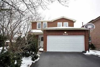 Photo 1: 3155 Bracknell Crest in Mississauga: Meadowvale House (2-Storey) for sale : MLS®# W2560793