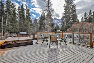 Photo 1: 737A 3rd Street: Canmore Semi Detached for sale : MLS®# A1082370