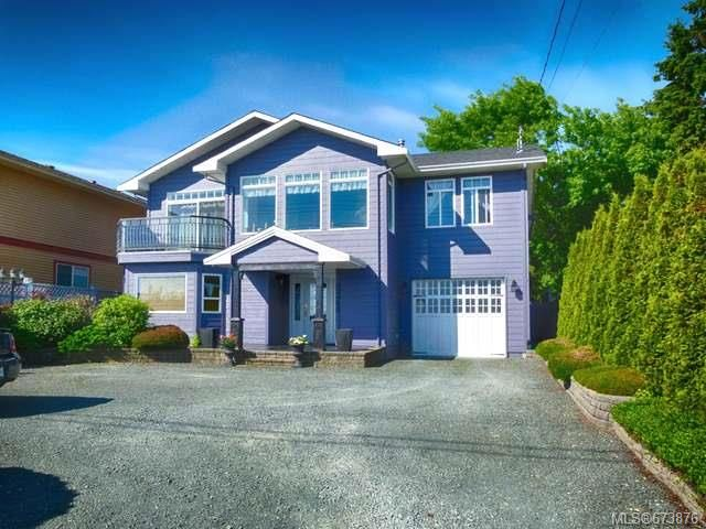 Main Photo: 3264 S Island Hwy in CAMPBELL RIVER: CR Willow Point House for sale (Campbell River)  : MLS®# 673876