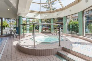 """Photo 26: 406 1190 EASTWOOD Street in Coquitlam: North Coquitlam Condo for sale in """"LAKESIDE TERRACE"""" : MLS®# R2491476"""