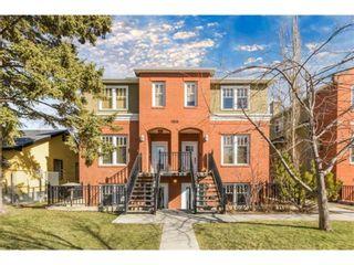 Photo 1: 3 1908 32 Street SW in Calgary: Killarney/Glengarry Row/Townhouse for sale : MLS®# A1150389