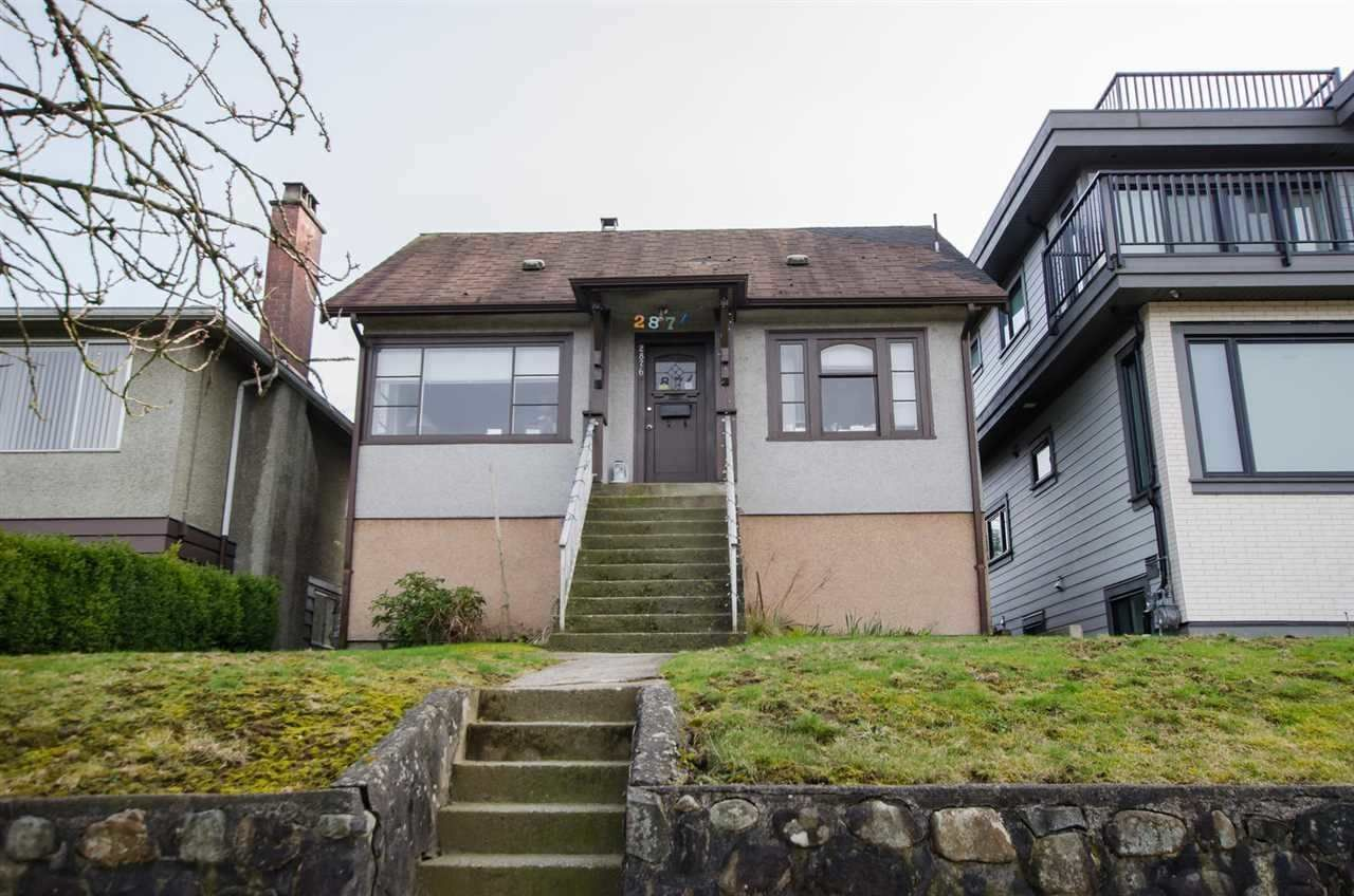 Main Photo: 2876 E 22ND Avenue in Vancouver: Renfrew Heights House for sale (Vancouver East)  : MLS®# R2577766